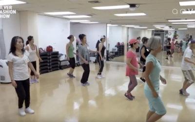 제1회 실버패션쇼 트레이닝 DAY2 영상 (여성)