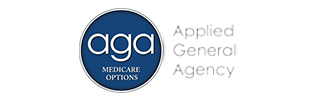 AGA 보험 로고